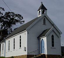 photoj Tasmania Country Churches by photoj