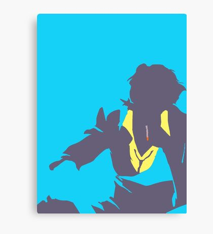 spike spiegel  Canvas Print