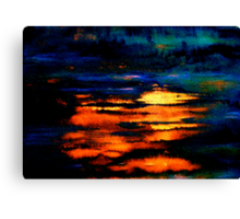 Reflected Glory Canvas Print
