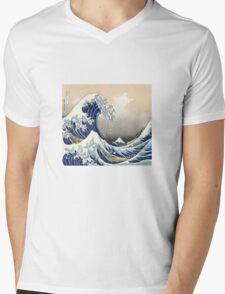 Spot the Micky Mens V-Neck T-Shirt
