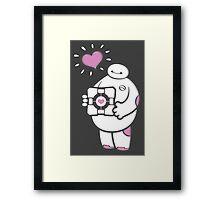 Companion Assistant Framed Print