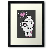 Companion Assistant Framed Print