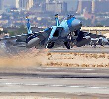 Blue Aggressor by gfydad