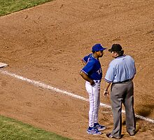 Are You Blind! Ron Washington of the Texas Rangers. by Mark Rogers