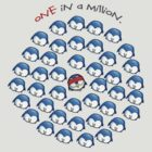 One In A Million - PenguiNation by ordinarypoet