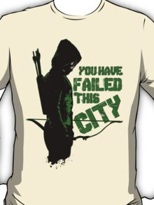 Green Vigilante T-Shirt