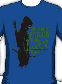 Green Vigilante T-Shirt