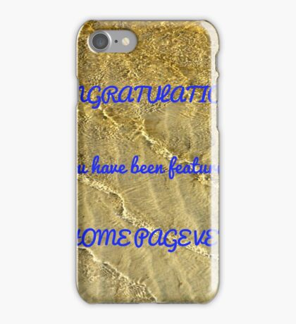 Home Page Vets Feature Banner iPhone Case/Skin