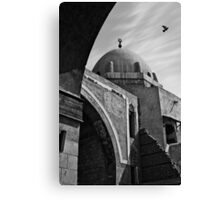 arches of history Canvas Print