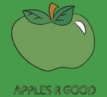 apples r good by Ajmdc