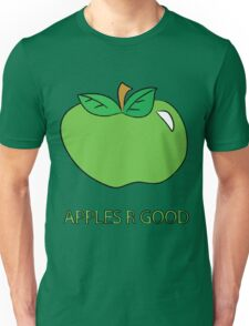 apples r good Unisex T-Shirt