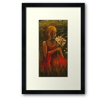 After The Date Framed Print