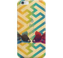 You and Me Both iPhone Case/Skin