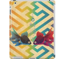 You and Me Both iPad Case/Skin