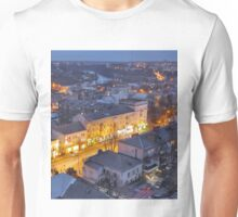 Night Vinnitsa 01 Unisex T-Shirt
