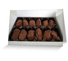 Belgian Truffles Greeting Card