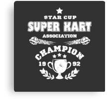Star Cup Canvas Print