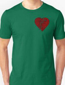 How to mend a broken heart: The Punk Way T-Shirt