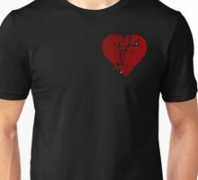 How to mend a broken heart: The Punk Way Unisex T-Shirt