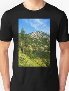 Lean In - A Mountain Lake Impression T-Shirt