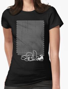 Unravel Womens Fitted T-Shirt