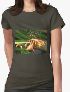 Striking Orange Flower  T-Shirt