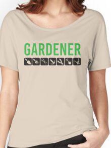 Gardener Women's Relaxed Fit T-Shirt