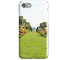 Arley Hall Gardens iPhone Case/Skin