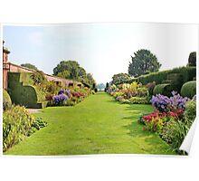 Arley Hall Gardens Poster