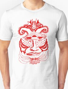 Cyclops A - Red T-Shirt
