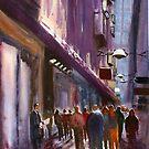 de Graves St - Melbourne by Joel Spencer