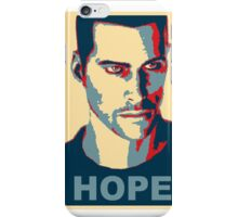 Commander Shepard HOPE iPhone Case/Skin