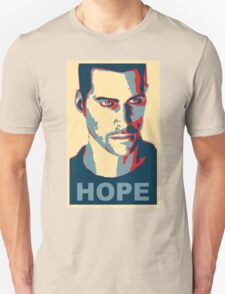 Commander Shepard HOPE Unisex T-Shirt