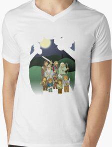 fellowship Mens V-Neck T-Shirt