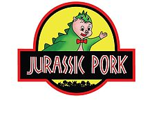 Jurassic Pork by Octochimp Designs