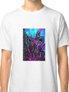 Psychedelic Squid Classic T-Shirt