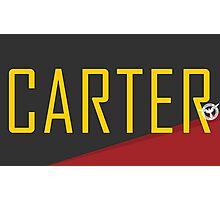 Agent Carter Photographic Print