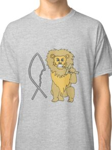 feed them to the lions Classic T-Shirt