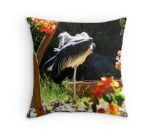 INDISCRETION :) Throw Pillow