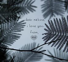Dear Nature by RichCaspian