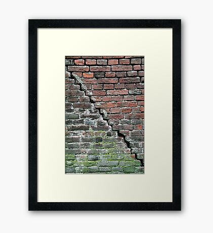 Close and different Framed Print