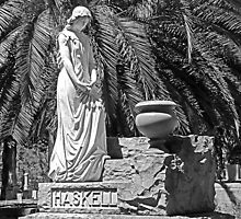 Haskell, B&W by Lenny La Rue, IPA