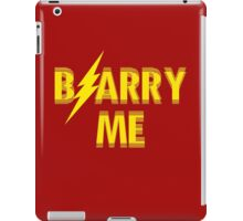 BarryMe iPad Case/Skin