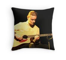 Parris Macleod Throw Pillow