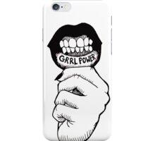 Grrl Power iPhone Case/Skin