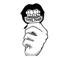 Grrl Power by GALVETICA