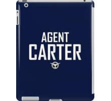 Agent Carter iPad Case/Skin
