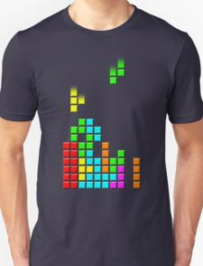 #1 TETRIS FAN T-Shirt