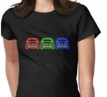 Club Mini Womens Fitted T-Shirt