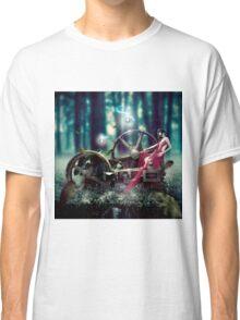 Goddess de Machina Natura  Classic T-Shirt